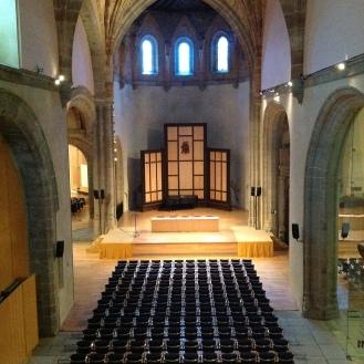 Auditorio san Francsico de Avila