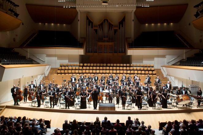 Concierto Orquesta Sinfónica de la Universidad de Berkeley (Ca