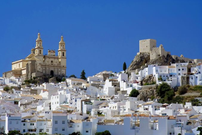 Cadiz White Villages Route