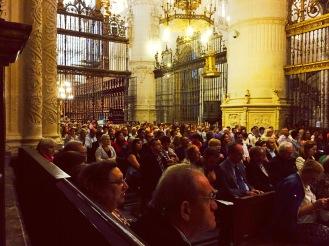 Catedral de Burgos -Concierto del Corpus-Phoenix Boys Choir June 20140 51 34