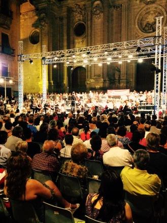 Festival Internacional de Musica y Danza de Granada-Norwalk Youth Symphony June 2013