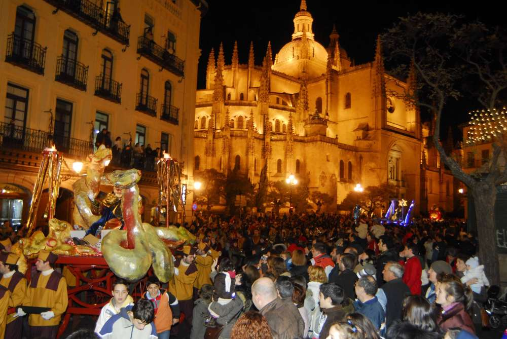 Fiestas y eventos en Segovia