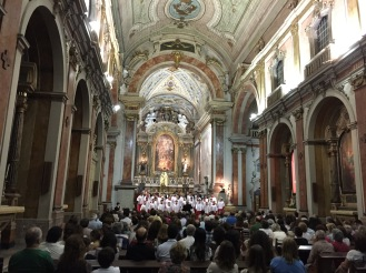 Igreja de Sao Sebastian- Evora (Portugal)