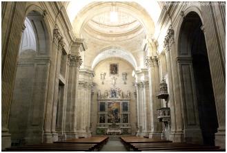 La Purisima Church-Salamanca