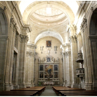 La Purisima Church-Salamanca