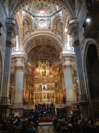 Monasterio San Jeronimo de Granada