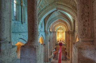 Old Catehdral of Salamanca