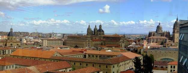 Panoramica Salamanca