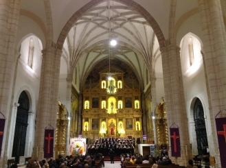 Parroquia Santa Maria la Mayor-Madrid
