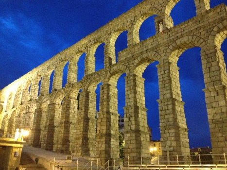 Roman Acqueduct of Segovia