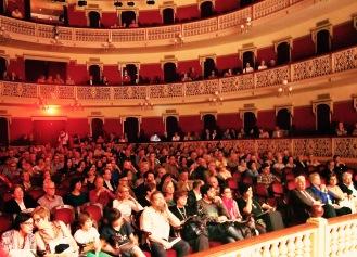 Teatro Fortuny de Reus- St Olaf Band