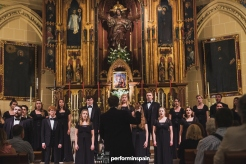 NEBRASKA WESLEYAN CHOIR MÁLAGA 9